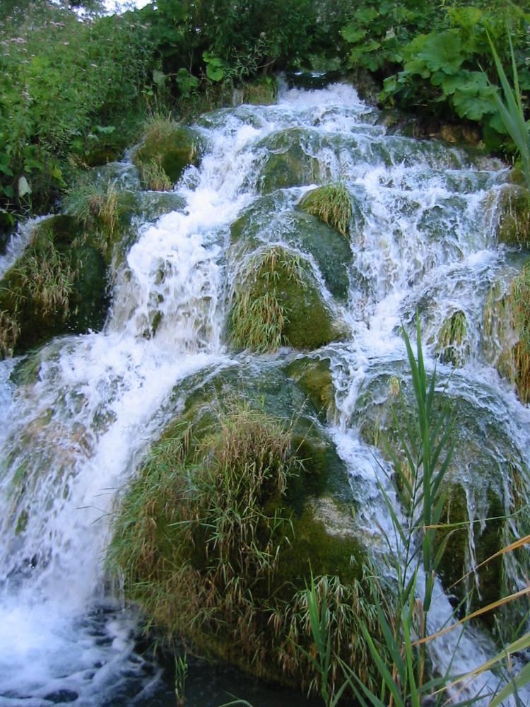 Croatie Lac de plitvice1