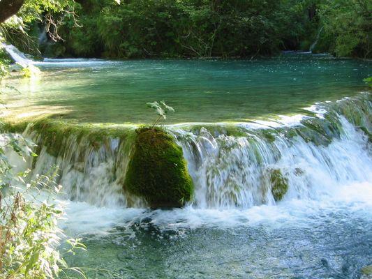 Croatie Lac de Plitvice3