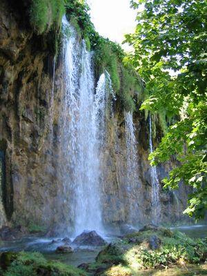 Croatie Lac de Plitvice6