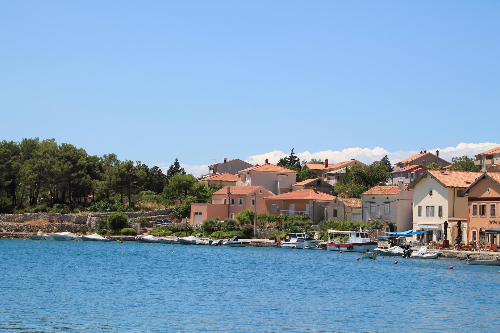 Croatien, Cres