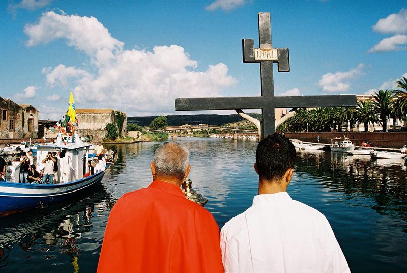 Croce sul fiume