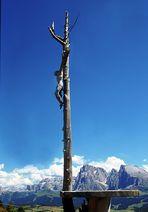 Crocifisso al Monte Bullaccia...2174 mt.