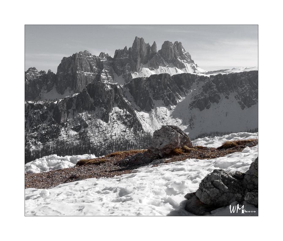 Croda da Lago - Dolomiten