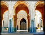 CROISIERE - Escale au Maroc  - Mosquée 8 -