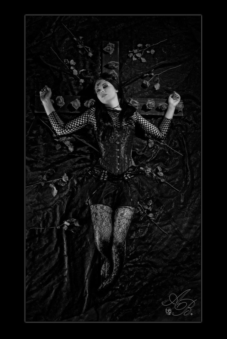 Croix noir