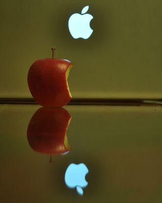 croquer la pomme