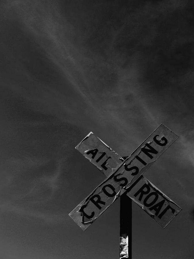 ..... crossing .....