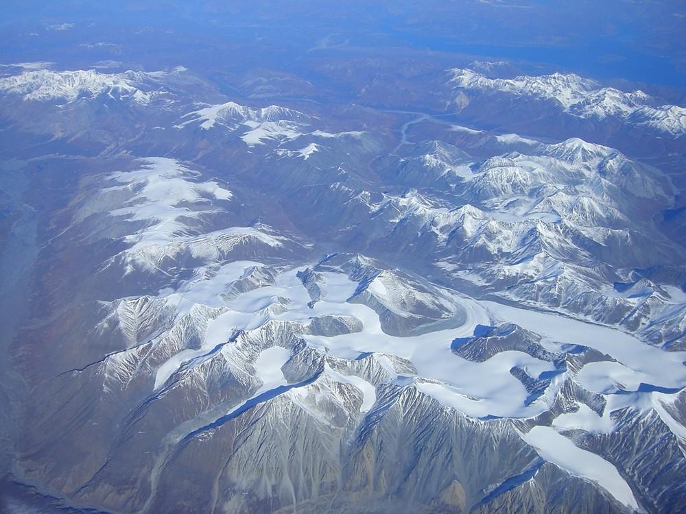 Crossing Alaska