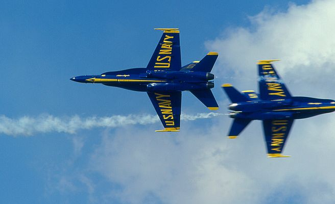 Crossing (Blue Angels)