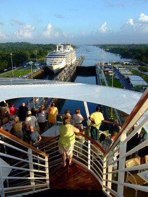 Crossing Panama