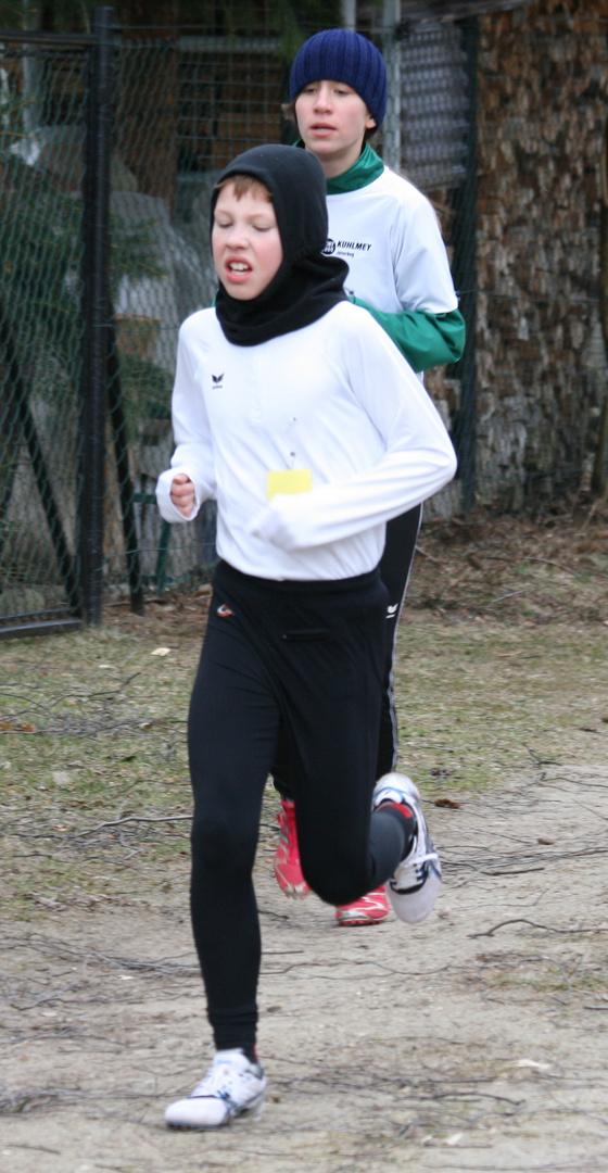 Crosslaufserie 2011 in Luckenwalde