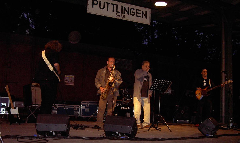 Crosspoint, Bhf. Püttlingen 2007