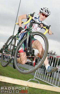 Crossrennen in Hannover 2004