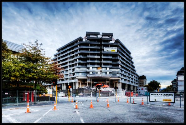 Crown Plaza Hotel Christchurch
