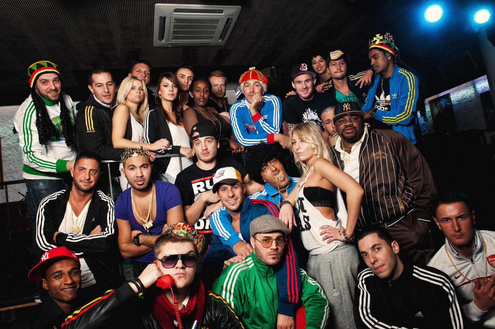 Crowns Club Crew