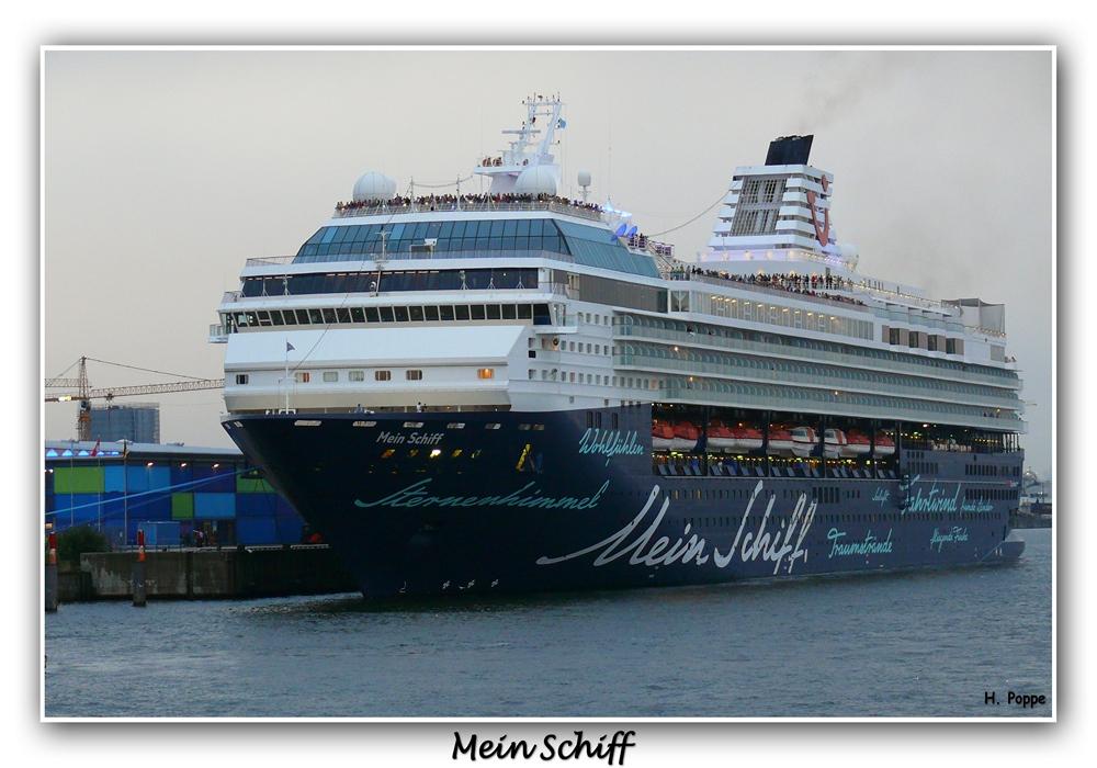 Cruise Day Hamburg