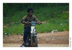 Cruisin´ to Sihanoukville
