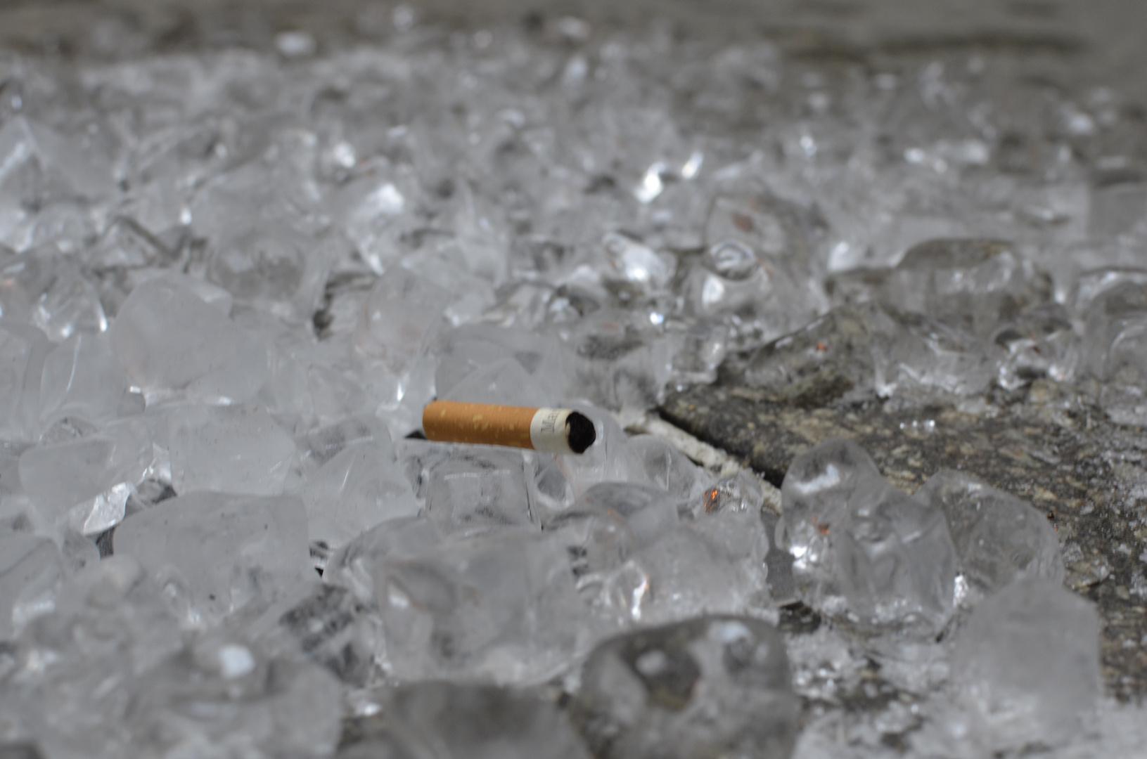 Crushed Smokey Ice