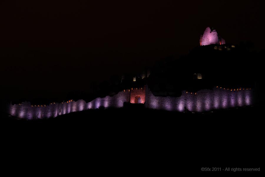 ....Crussol de Nuit...