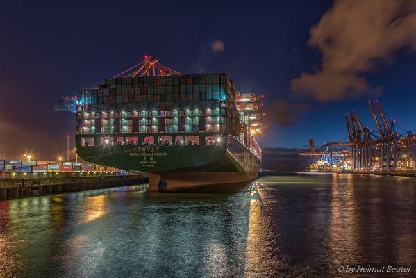 CSCL INDIAN OCEAN @ Eurogate Hamburg