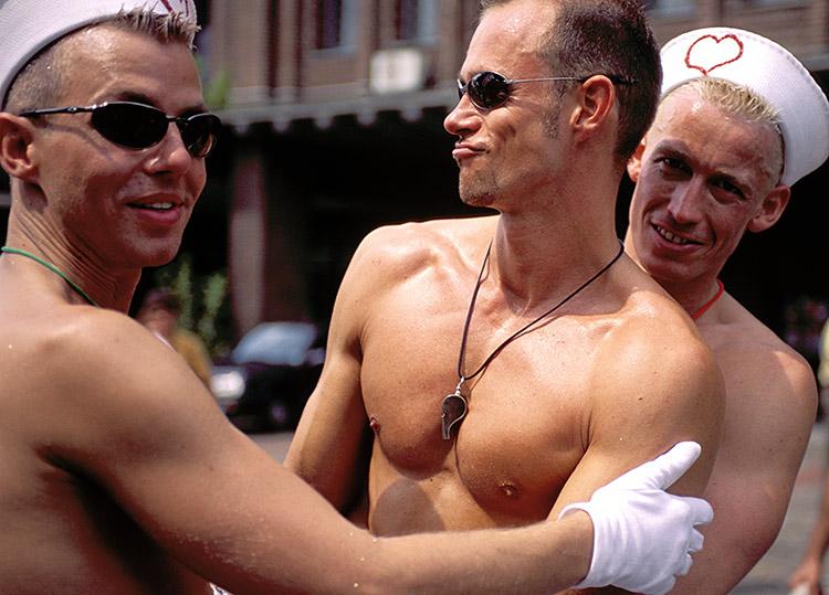 CSD-Tage: Schwule