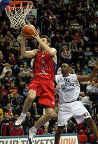 CSKA vs Partizan
