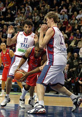 CSKA vs Tau