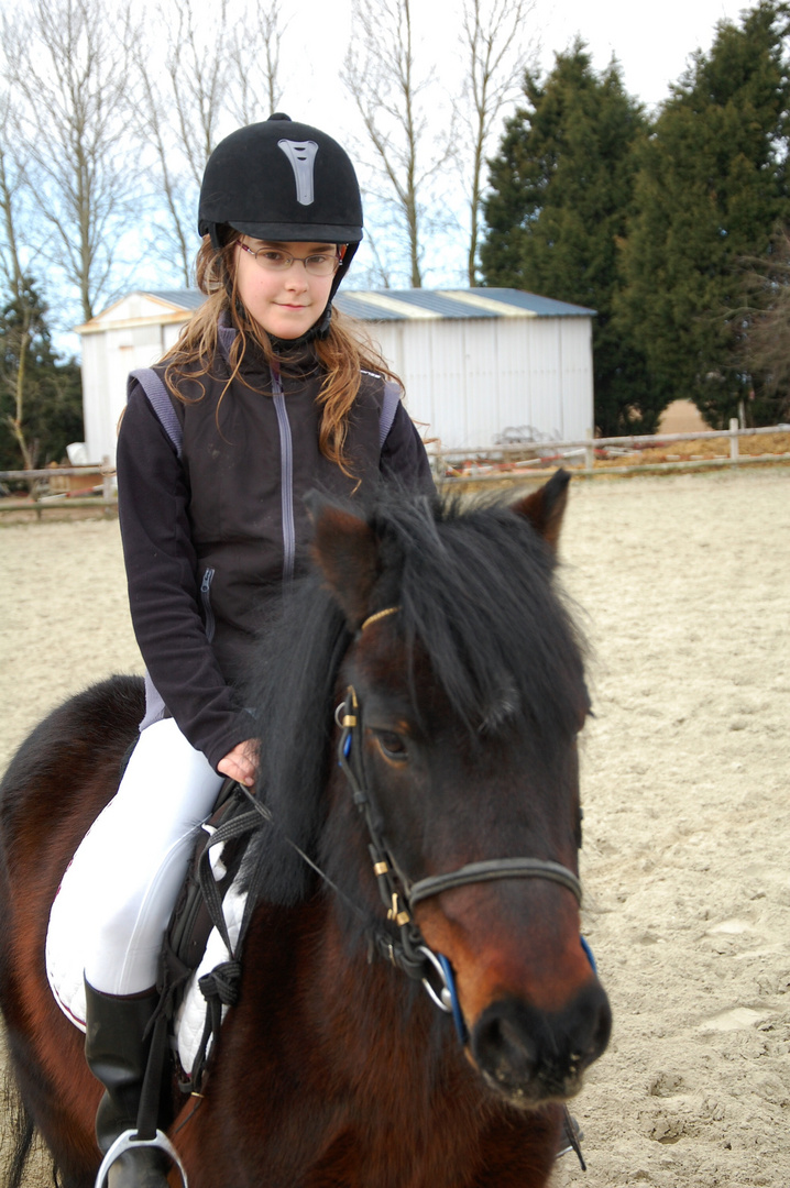 CSO Club poney 3 vitesses du 14/03/10