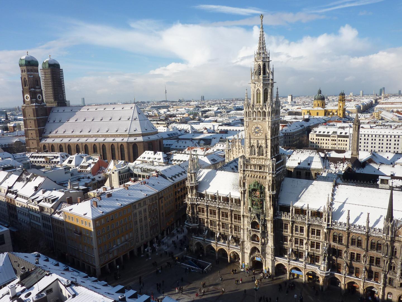 Ctity München