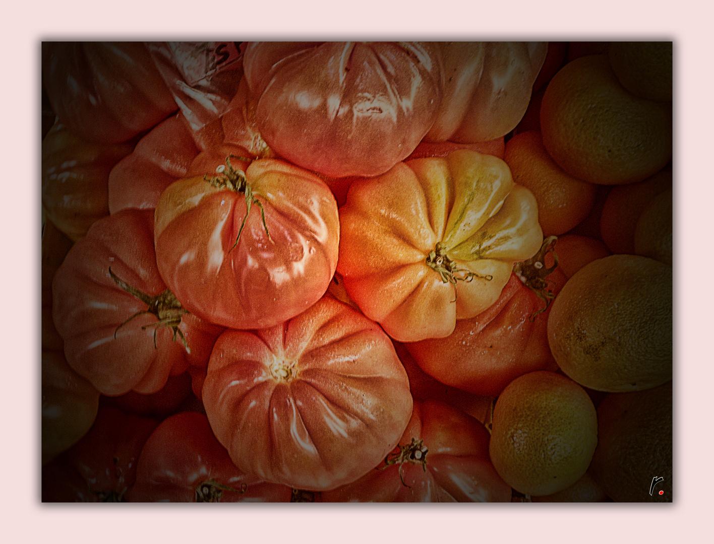 Cuate, aquí hay tomate.