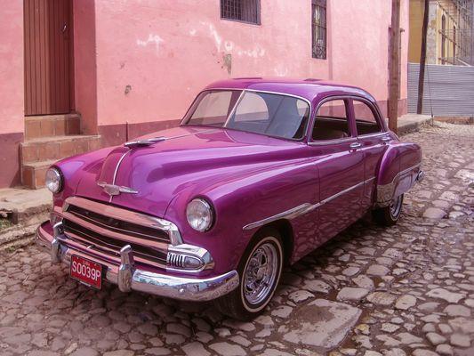 CUBA 2007 CHEVROLET 1950