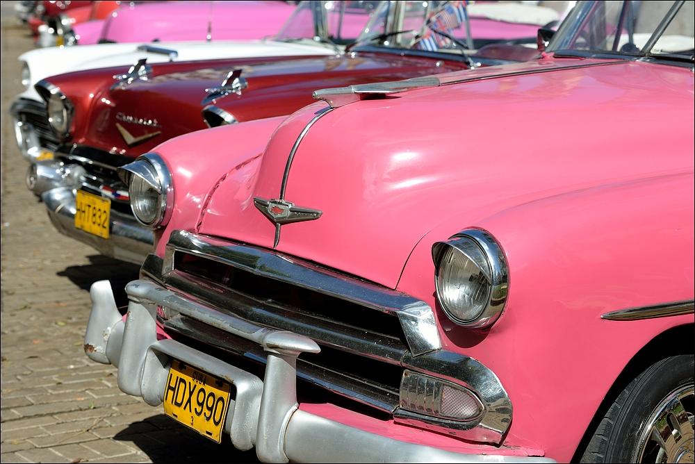 """Cuba """"Car Show"""""""