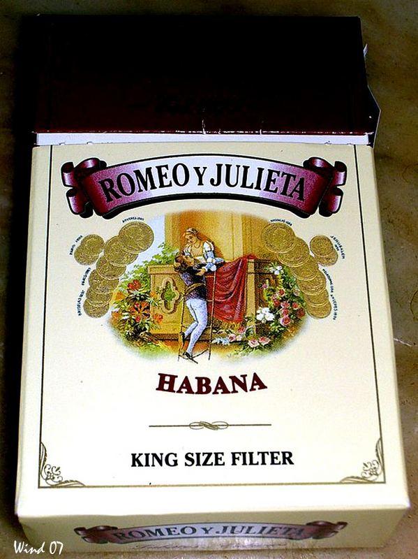 Cuba cigars:)