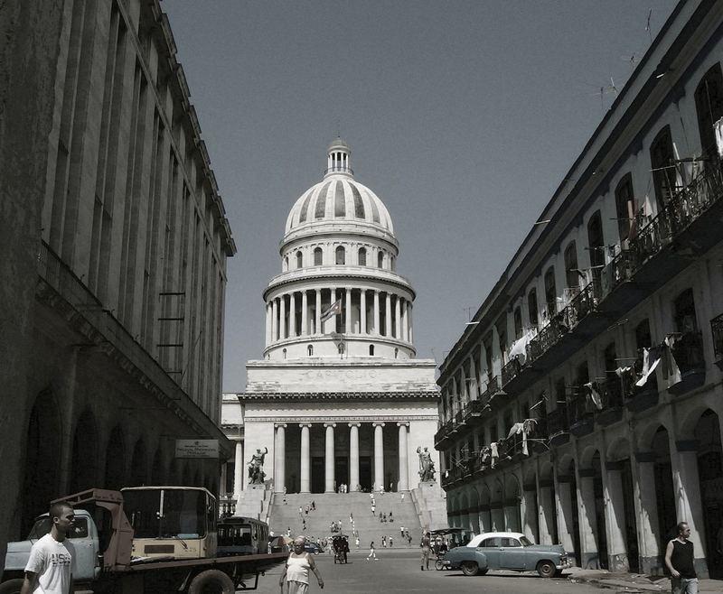 Cuba - Habana - Capitolio