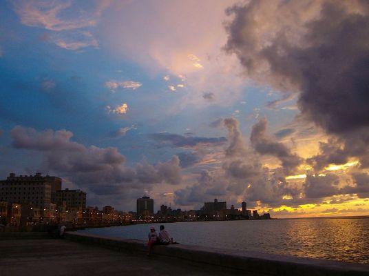 Cuba - Habana - Malecon