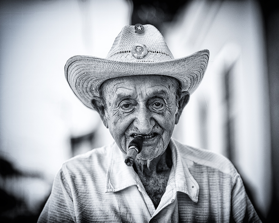 Cuba IV - Old Cuban