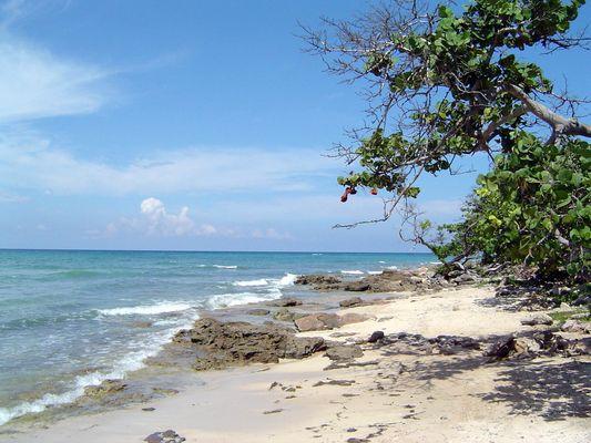 Cuba, la plage
