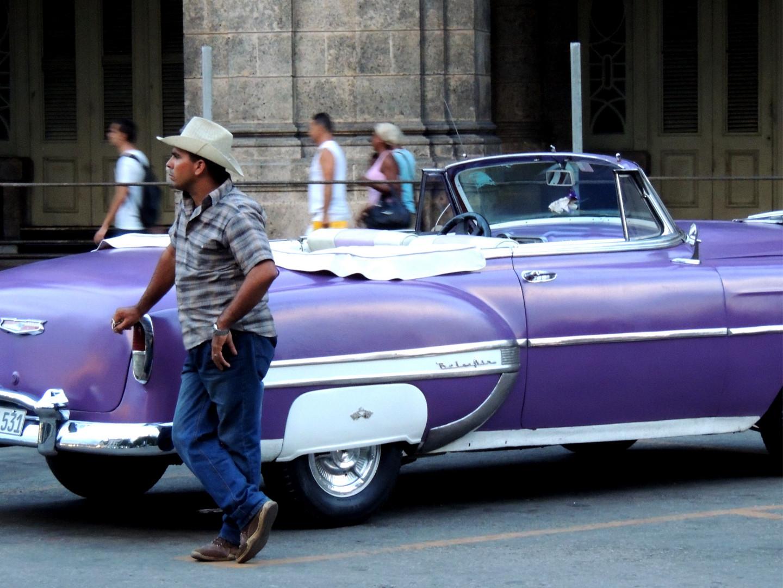 Cuba on Street 1