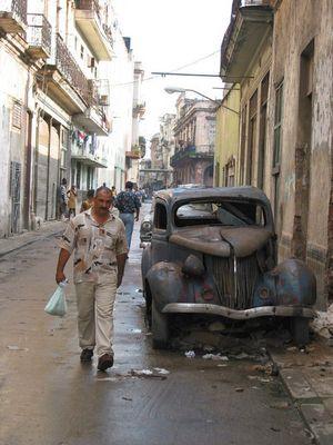 Cuba viejo - Zerfall und Schönheit