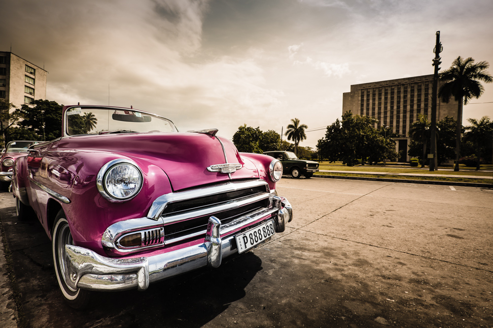 Cuba - where the present meets the past