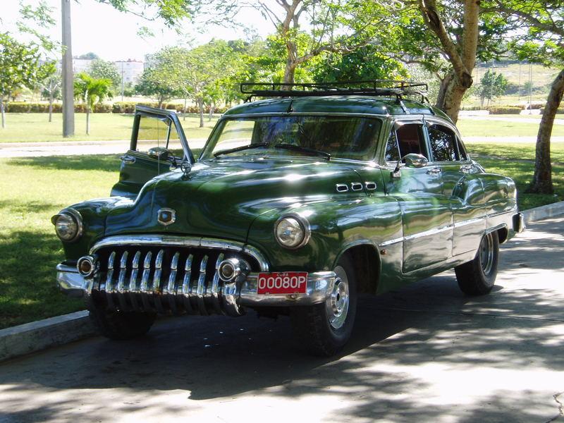 Cuban - Car