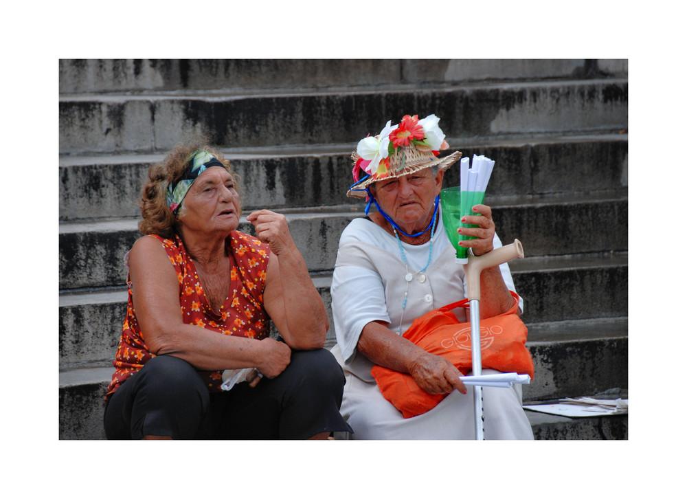 ...cuban ladies...