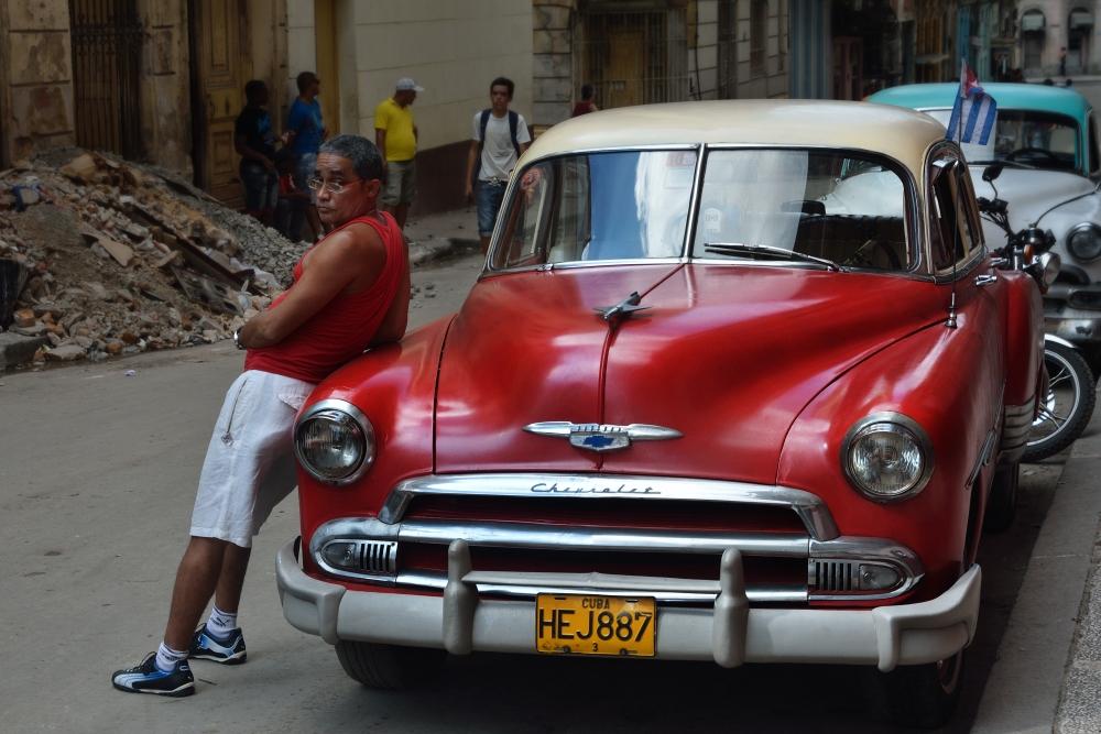 Cubanero - Chevrolet