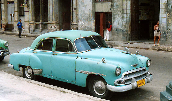 Cubanisches Statussymbol