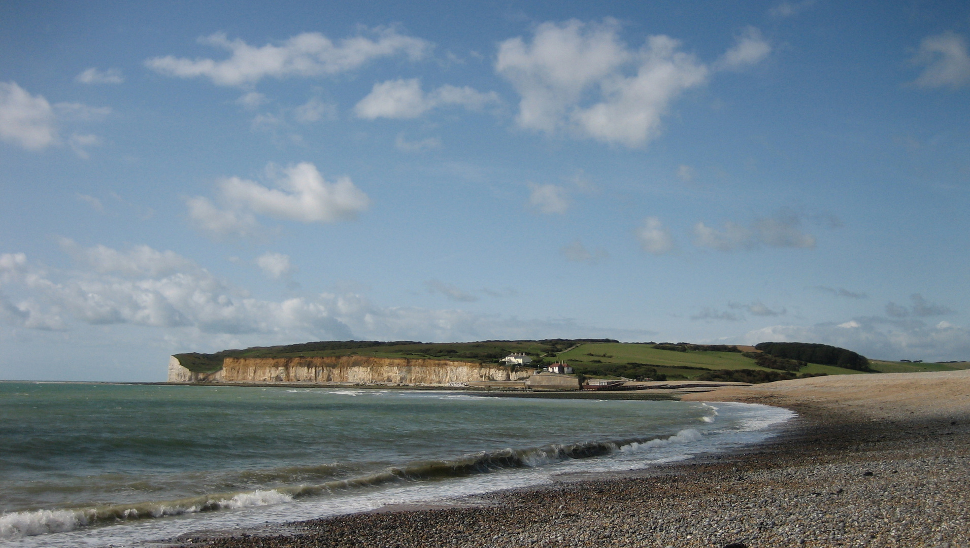 Cuckmere Haven - Sussex UK - Septembre 2006