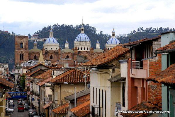 Cuenca del Ecuador