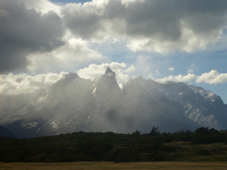 Cuernos Parque Nacional Torres del Paine - Chile