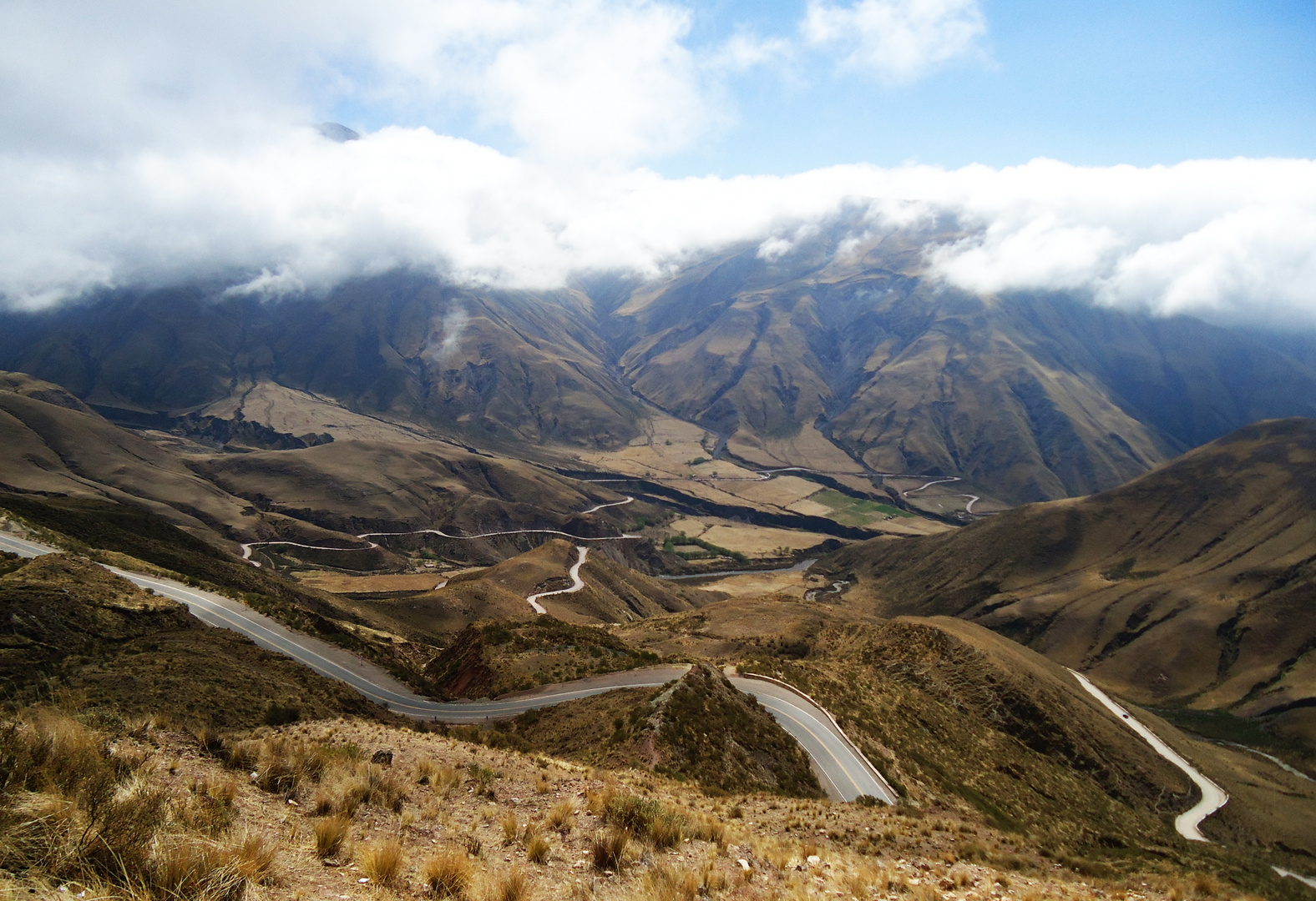 Cuesta del Obispo - Salta - Argentina