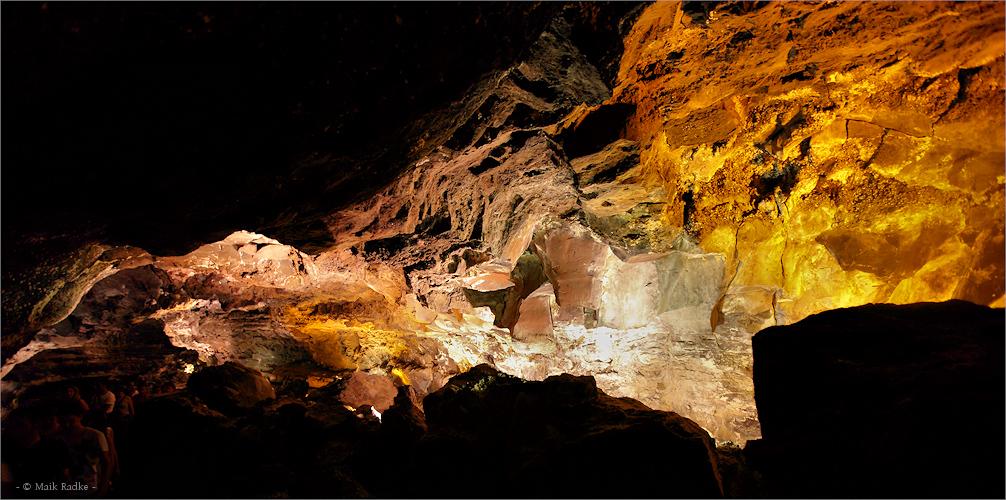 Cueva de los Verdes .