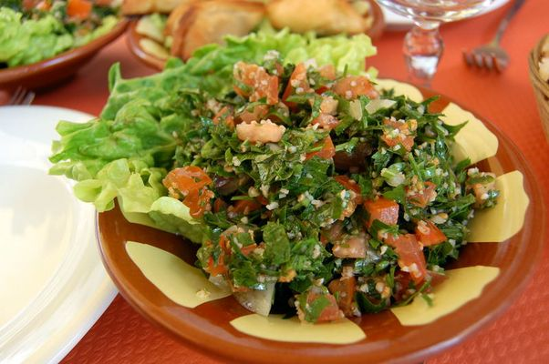 Cuisine libanaise